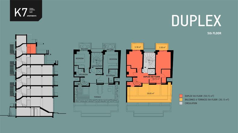 Chiou 7 5th floor plan