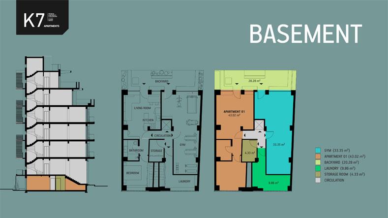 Chiou 7 basement plan