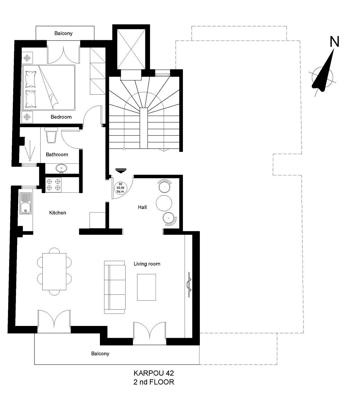 karpou 42 2nd floor plan