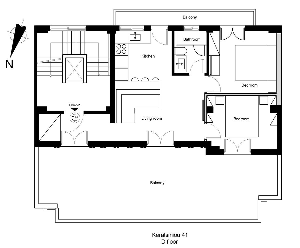 Keratsiniou 41 4th floor