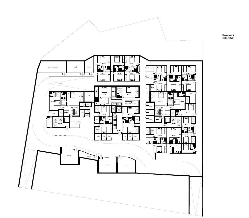 Nireos 47 1st basement plan